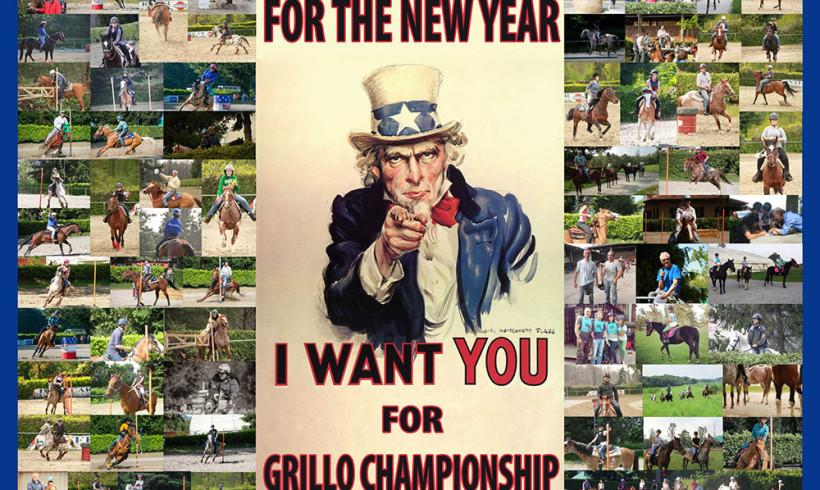 GRILLO CHAMPIONSHIP 2018